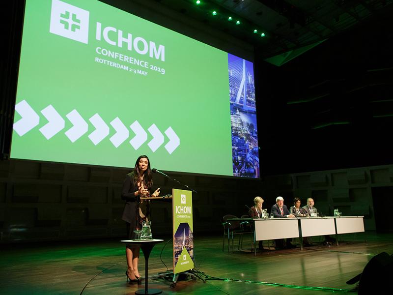 ICHOM Conference 2019 Rotterdam Mona