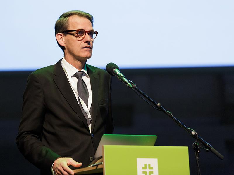 ICHOM Conference 2019 Rotterdam Martin Ingvar